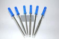 Schlüsselfeilen Satz Metallfeilen Feilensatz 6-tlg Metall Feilen Set 100mm b31v