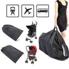Pram Gate Check Travel Bag Umbrella Stroller Pushchair Buggy Cover Waterproof UK