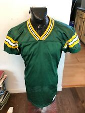 MENS Size 46 Football Jersey  Packers /  Edmonton Eskimos Blank