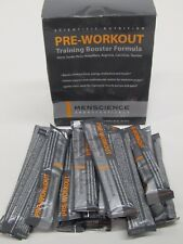 MenScience Androceuticals Pre-Workout Training Booster Formula 28 Count