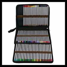 Color You 72 Colored Pencil Case Holder 3 Layer Artist Bag W Zipper For Watercol