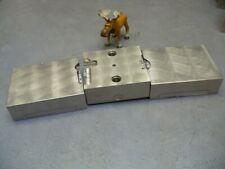 Chick Workholding 1040 Qwikchange Dual Station Jaw Set 100w 40h Standard Set 5