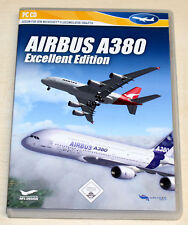 AIRBUS A380 - THE EXCELLENT EDITION - A 380 MICRFOSOFT FLIGHT SIMULATOR 2004 FSX