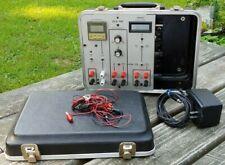 Wentech Clc 100 Pulse Amp Volt Generator Volt Meter Multimeter Wac Adapter Amp Leads