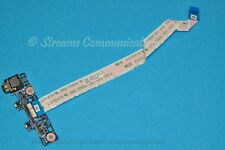 HP Pavilion x360 -15-BK 15-br095ms Laptop Audio Port Board with Ribbon Cable