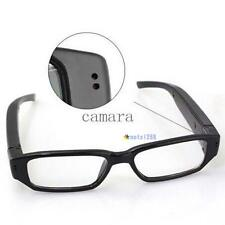 Mini HD 720P Spy Camera Glasses Hidden Eyewear DVR Video Recorder Cam Camcord AB
