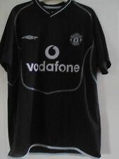Manchester United 2000-2001 Goalkeeper Football Shirt Youths /38008