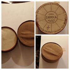 scatola di cipria viset torino carioca fondo di magazzino vintage