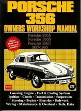 Porsche 356 Shop Manual Service Repair Book Service 1957 58 59 60 61 62 63 64 65