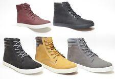 Timberland Women's Dausette Hightop Wheat Sneaker Boot Black Gray Wheat Burgundy