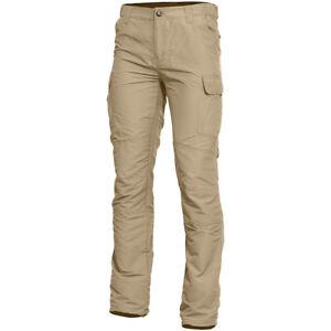 Pentagon Gomati Pants Mens Legs Outdoor Trekking Hiking Quick Dry Trousers Khaki