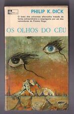 "PHILIP K. DICK: ""Os Olhos do Ceu"" [Eye in the Sky - in Portuguese]"