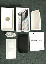 Apple iPhone 4s 64GB Black Verizon Box Works Cell Phone