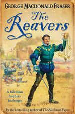 The Reavers,Fraser, George MacDonald,New Book mon0000092044