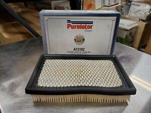 Purolator A13192 Air Filter for Chrysler - Daytona (1984-1986)