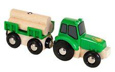 Ravensburger BRIO World - Farm Tractor with Load