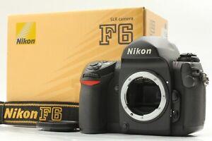 【NEAR MINT+++ in BOX】 Nikon F6 35mm SLR Film Camera Body from JAPAN