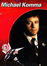 2003-04 German DEG Metro Stars Postcards #10 Michael Komma