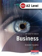 A2 GCE in Applied Business for Edexcel By Mr Rob Dransfield, Mr David Needham
