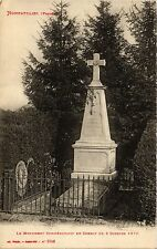 CPA NOMPATELIZE Le Monument Commemoratif (401364)