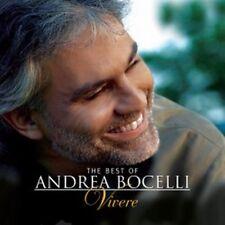"Andrea Bocelli - Best Of: ""Vivere"" (NEW CD)"