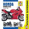 [4196] Honda VFR800 V-Tec V-Fours 2002-09 Haynes Workshop Manual