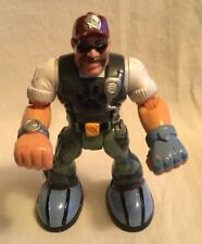 "1999 6"" Mattel Rescue Heroes Toy Action Figure"