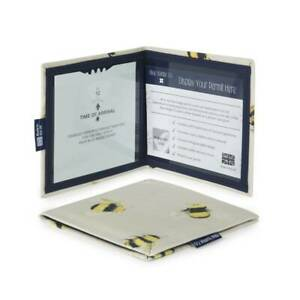 Busy Bees Disabled Badge Permit Holder With Time Clock