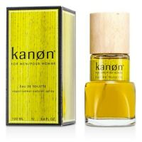Kanon Eau De Toilette Spray 100ml Mens Cologne