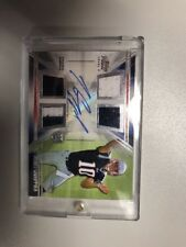 2014 TOPPS PRIME Jimmy Garoppolo Quad COLOR PATCH JERSEY AUTO RC SP
