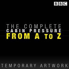 Cabin Pressure: A-Z: The BBC Radio 4 Airline Sitcom by John Finnemore (CD-Audio, 2015)