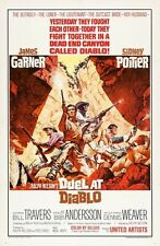 Duel At Diablo Movie Poster 24in x 36in