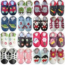 Shoeszoo Carozoo Chaussons bébé CHAUSSURES CUIR SOUPLE POUR unisexe