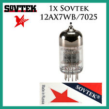 New 1x Sovtek 12AX7WB / 7025 / 12AX7 | One / Single Tube