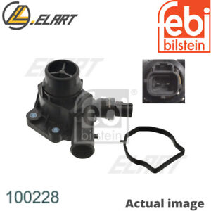 ENGINE COOLANT THERMOSTAT FOR VOLVO V60 B 6304 T4 S80 II AS B 6324 S5 FEBI
