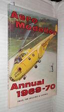 AERO MODELLER ANNUAL 1969 70 Moulton Laidlaw Dickson Model Allied Modellismo di