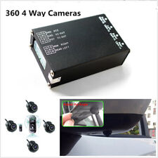 360 Degree All Round Panoramic View Autos Rearview Parking HD Camera System Kit