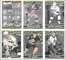 1993-94 Topps NHL Hockey Premiere Gold Set Group A #1-12 Gretzky Lemieux NM-MT