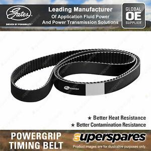Gates Camshaft Powergrip Timing Belt for Iveco Daily 2.8L 92KW 107KW