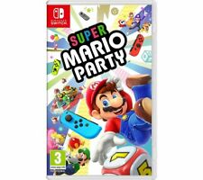 NINTENDO SWITCH Super Mario Party - Currys