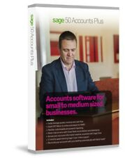 Sage 50 ACCOUNTS PLUS v25 Software | 2019 | Perpetual version | Online Download