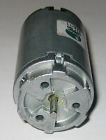Buehler 12V - 2000 RPM Dual Shaft Motor - Low Current and Low Noise DC Motor