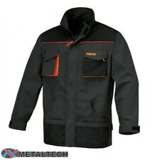 BETA TOOLS 7909E  WORK JACKET (GRAY) - LINE BETA EASY  SIZE  XXXXL