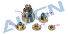 Align DS515 Servo Gear Set HSP51502 for DS515 Servo
