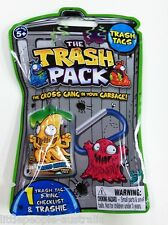 Trash Pack Trash Tags D-Rings Random Collectible Trashies Kids Toy NEW