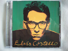 ELVIS COSTELLO AN OVERVIEW DISC  CD PROMO ONLY 1995 NEW