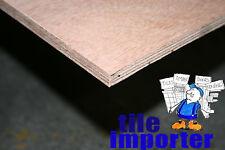Marine Plywood  2.4 x 1.2 x 15mm - 1 x sheet - $80 each