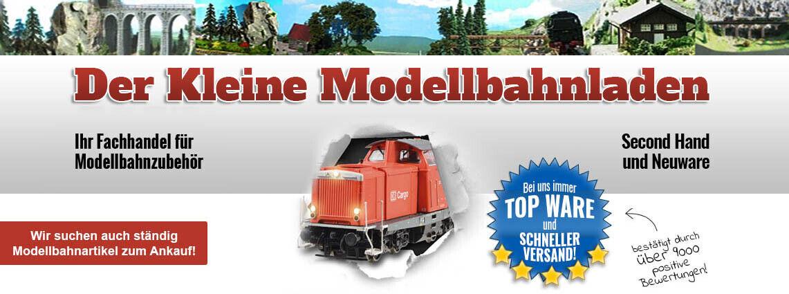 Der Kleine Modellbahnladen