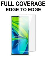 Samsung Galaxy S20 Plus S20 Ultra S20 Tempered Glass Screen Protector Film Curve