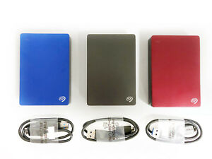 Seagate Backup Plus Portable ONLY Enclosure ( NO DRIVE) for 3TB 4TB 5TB HDD